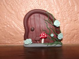 Fairy door by MeticulousBlue