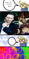 Hiddle-fangirling by MuseofLullabys