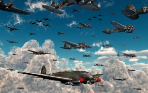 The Battle Of Britain,Part One by MasPix