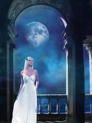 Selene Greek Goddess: text, images, music, video | Glogster