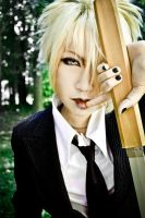GazettE - Ruki by kitsunesqueak