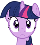 Twilight Surprised {Vector} by MMDFantage