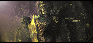 UNDEAD ARMY by Rizing1