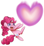Pinkie Heart by Bukoya-Star