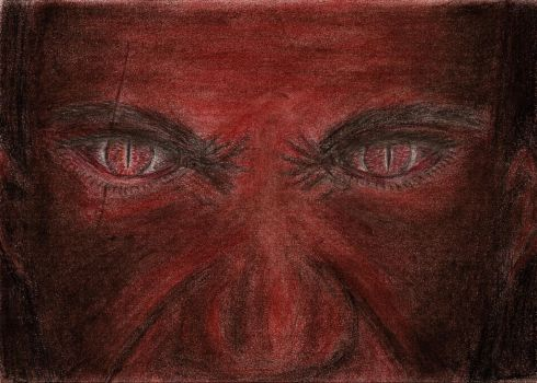 Rage (colouRed , A4) (undone) by AndynoSK