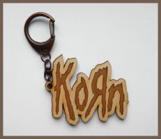 KORN - engraved lighter by Piciuu