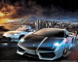 Need for Speed: World by AcerSense