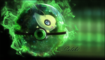 The Pokeball of Celebi - Mini version by blazigatr