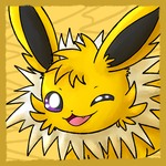 Joleteon F2U icon by KiwiBeagle