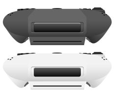 Portable SEGA Saturn Top View by zentron