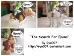 The Search for Epona by ryo007
