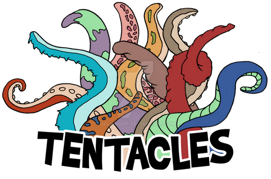 Tentacles by DR4WNOUT