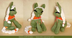Filly Smith Plushie by MerionMinor