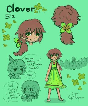 Clover by Friendlyfoxpal