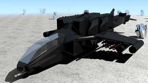 Talon Vertical Lift Gunship TLVG 'Sidewinder by doug7070
