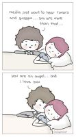 One Direction - Larry Stylinson by milamint