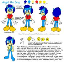Angel reference sheet by Wakeangel2001