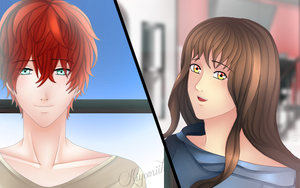 Good Morning, Saeran! by Kiyomiih