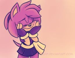 Palette Challenge: Amy Rose (1) by a3dp