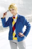 Beyond the Boundary - Akihito Kanbara by Himeyu