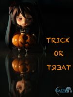 Trick or Treat by nendonesia