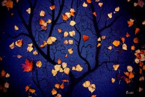 Fall Of The Leaf by Eredel