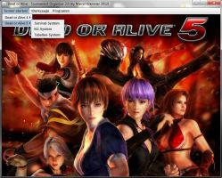 Dead or Alive Software Finished! by PhoeChan