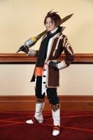 ToX Cos: Alvin ver. 2.0 by Stealthos-Aurion