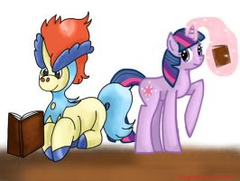 .: My little Keldeo - 2 :. by ASinglePetal