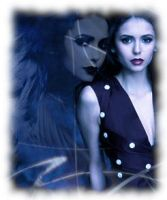 Nina Dobrev. by Dark-Flame-Babee