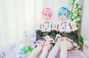 rem and ram by himeogi