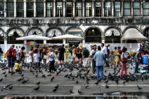 HDR Piazza San Marco 2 by Fra01000110