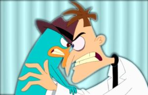 Perry and Doof - Who need you? Not me! by sonamyfire