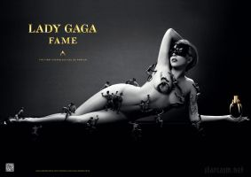 Lady Gaga Fame Wallpaper by crane14