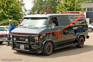 A-Team Van by AmericanMuscle