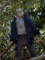 Remake Jason figure 2 by DarkArtist81