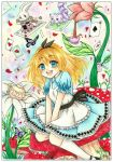 Alice In Wonderland by hey-its-Japz