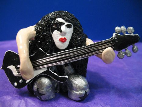 Paul Stanley Rock Mini by djdeezigns