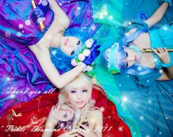 Trible Sheryl Nome - Diamond Crevasse05 by Kurisuhime