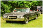 An Oldsmobile 442 Convertible by TheMan268