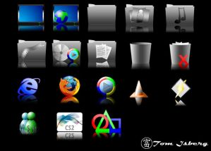 XP Icons by Rect0o Iconos para Windows XP
