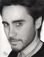 Jared Leto by RayPelesko