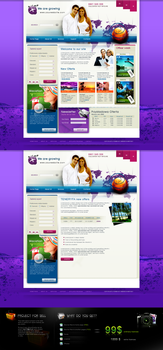 website template - 03 by hpcdesign