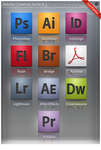 Icons Adobe CS4 Pack by ncrow