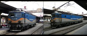 Locomotiva 40 0477 - 6 by Cipgallery