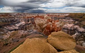 The Coal Mine Canyon by MattGranzPhotography