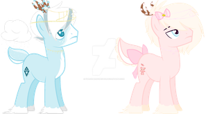 Deer FemColt Auction {CLOSED::0/2} by strawberrymeopin