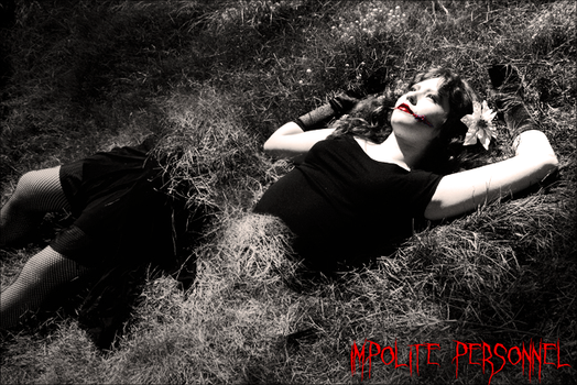 The Black Dahlia. by ImpolitePersonnel