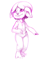 asura doodly by Shuppieee
