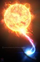 Tug-o-War by priteeboy
